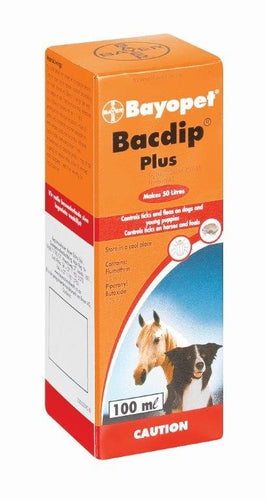 BAYOPET BACDIP PLUS (Prices From)