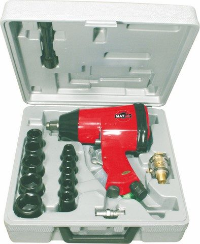 MATAIR IMPACT WRENCH KIT 13MM