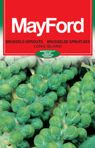 Long Island Brussels Sprout
