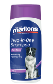 MARLTONS TWO-IN-ONE MOISTURISING SHAMPOO - 500 ml