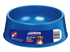 DOG BOWL EXTRA LARGE ANT RESISTANT - 260 mm