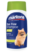 MARLTONS TEA-TREE MOISTURISING SHAMPOO - 250 ml