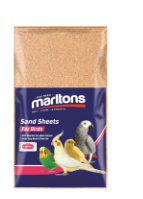 MARLTONS SANDSHEET 250 x 400 mm 6 PCS