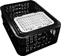 Classic Live Bird Crate (Recycled Black)
