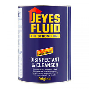 JEYES FLUID (Prices from)