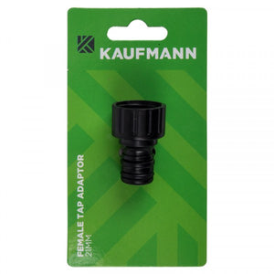 KAUFMANN TAP ADAPTOR FEMALE 12.5-15MM INT / 21MM