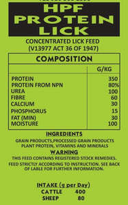 Lick Protein 45 Winter Meal (Prices from)