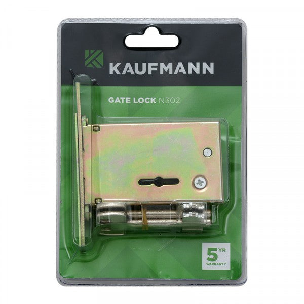 KAUFMANN SECURITY GATE LOCK N302 TYPE