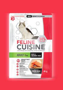 Feline Cuisine (Prices from)