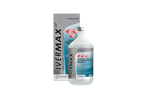 Ivermax 1% Injectable Solution (Prices from)