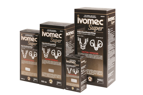 Ivomec Super Injection (Prices from)