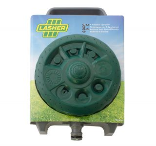 HOSE FITTING – ROUND SPRINKLER (8 FUNCTION)