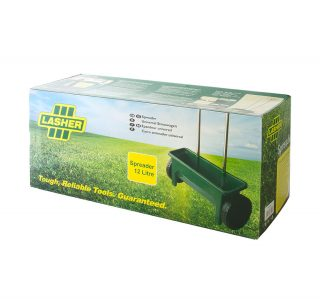 SPREADER FERTILIZER 12 LITER