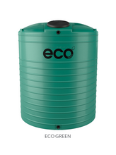 5000lt Eco Vertical Tank (Available in water , chemical and chemical - heavy.