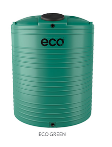 10 000lt Eco Vertical Tank (Available in water , chemical and chemical - heavy.