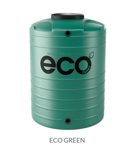 Eco Water Tank 1000lt (Vertical) (Colours)