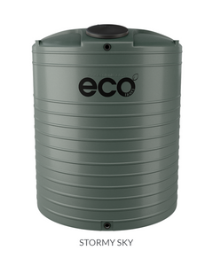 Eco Water Tank 4500lt (Vertical) (Colours)