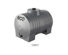 500L Eco Horizontal Tank (Available in water , chemical and chemical - heavy.