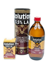 SOLUTION® 3,5% LA (Prices from)