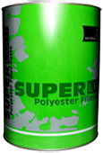 Superlight body filler
