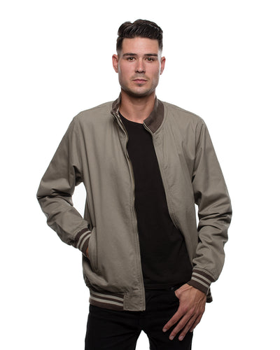 Twill Casual Everyday Jacket
