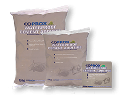 Coprox Waterproof Cement Additive (Prices from)