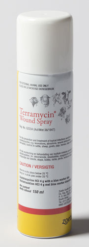 TERRAMYCIN® WOUND SPRAY 150ml