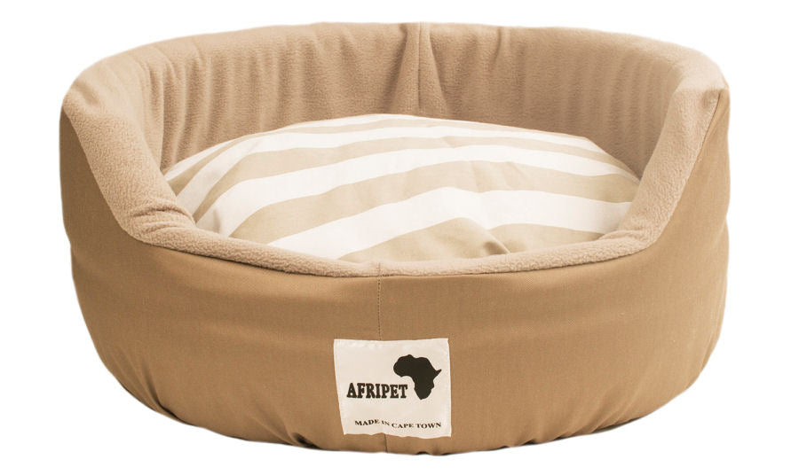 ROUND DOG-BEDS WITH REMOVABLE COVERS  (PRICES FROM)