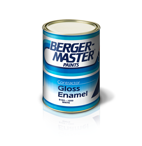 Bergermaster Contractors Gloss Enamel (Prices From)