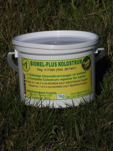 BIOMEL + COLOSTRUM 1kg