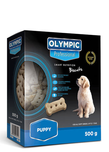 PUPPY BISCUITS 500g