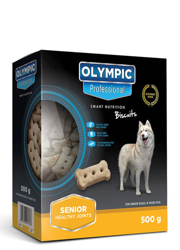 SENIOR BISCUITS 500g