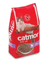 Catmor Dry Food
