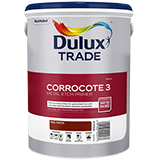 Dulux Trade Corrocote 3 Metal Primer 5lt (Red Oxide)