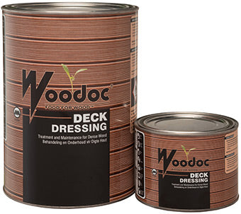WOODOC DECK DRESSING (PRICES FROM)