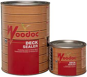 WOODOC DECK SEALER (PRICES FROM)