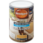 Dulux Woodgard Timbervarnish Waterbased Clear