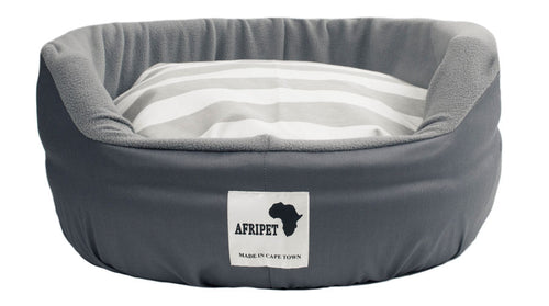 ROUND DOG-BEDS WITH REMOVABLE COVERS