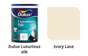 Dulux Luxurious Silk (Prices From)