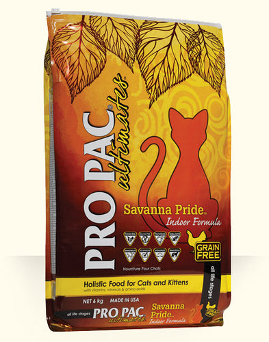 PRO PAC® Ultimates™ Savanna Pride™ Chicken & Peas (Prices from)