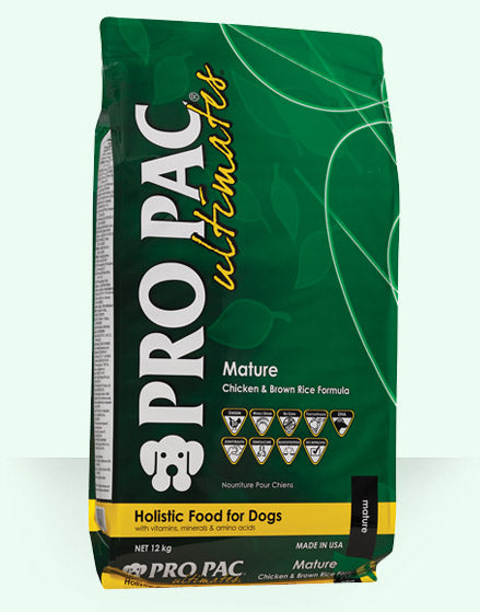 PRO PAC® Ultimates™ – Mature Chicken & Brown Rice (Prices from)