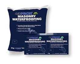 Coprox Masonry Waterproofing (Prices From)