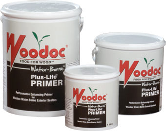 Woodoc Waterborne  Plus-Life™ Primer (Prices From)