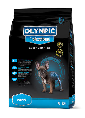 OLYMPIC® PROFESSIONAL PUPPY (Prices from)