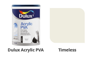 Dulux Acrylic Pva (Prices From)