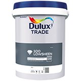 Dulux Trade 100 Low Sheen
