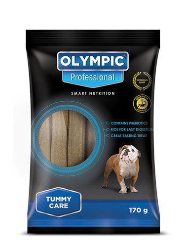 OLYMPIC® PROFESSIONAL TUMMY CARE treats 170g