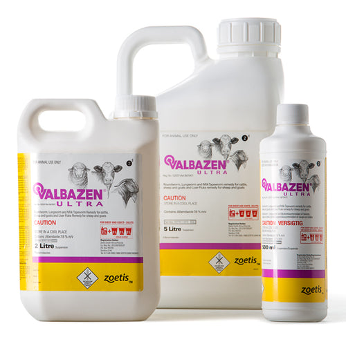VALBAZEN® ULTRA (Prices from)