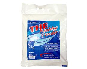 WASHING POWDER HIGH FOAM REVET