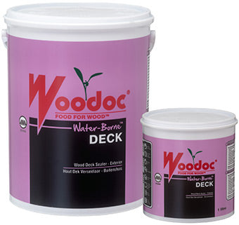 Woodoc Waterborne Deck (Prices From)
